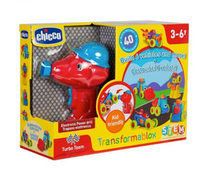 Chicco - Transformablox