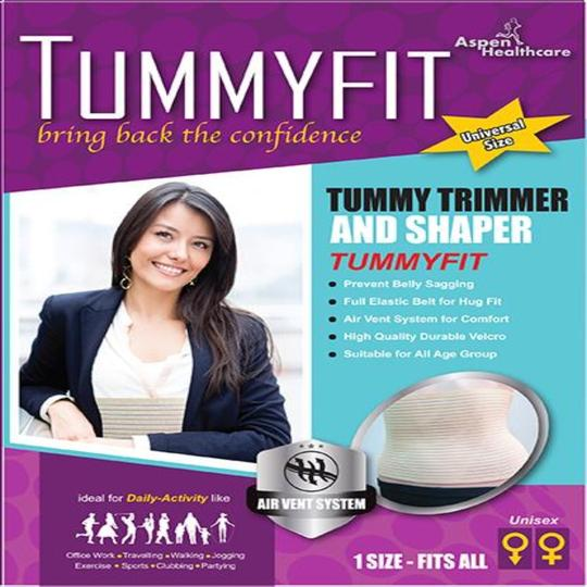 TummyFit Tummy Trimmer & Shaper - Universal