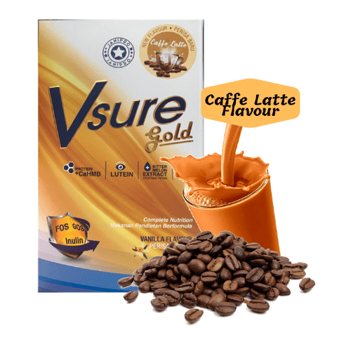 Vsure Adult Milk (400 Gram) (3 BOX)