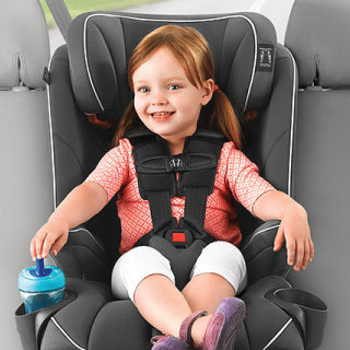 Chicco - MyFit®Harness + Booster Car Seat (Notte) [FMVSS (11.4- 45.3KG)]
