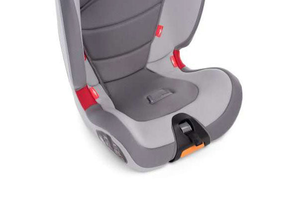 Chicco - Gro-Up 123 Car Seat (Pearl) [ECE R 44/04 GR. 1/2/3 (9-36KG)]