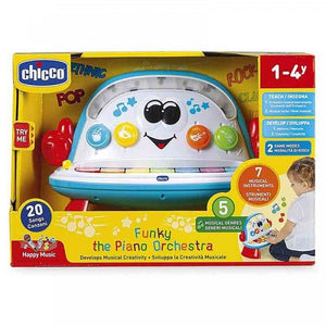 Chicco - Funky the Piano Orchestra