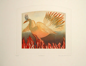 Bird- Fire (Firebird)
