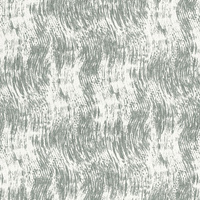 SCHUMACHER ALAMERE FABRIC 175371 / SMOKE