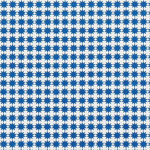 SCHUMACHER STELLA FABRIC 177083 / BLUE