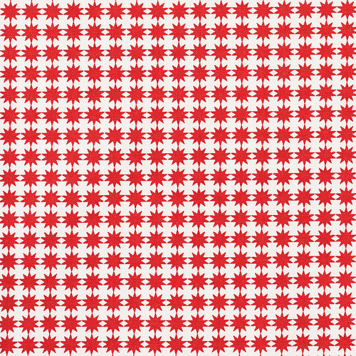 SCHUMACHER STELLA FABRIC 177086 / RED