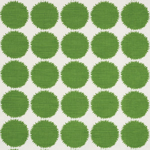 SCHUMACHER FUZZ FABRIC 177091 / GREEN