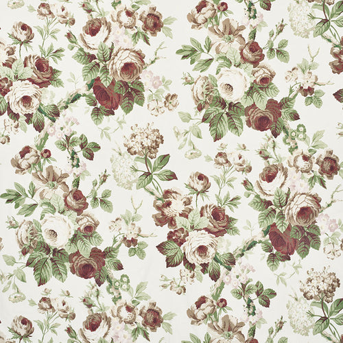 SCHUMACHER NANCY FABRIC 177201 / GRISAILLE