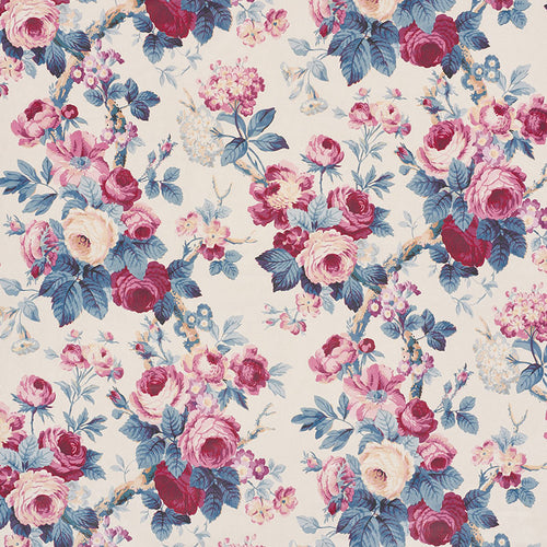 SCHUMACHER NANCY FABRIC 177202 / HAMISH