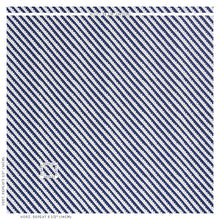 Load image into Gallery viewer, SCHUMACHER ZEPPELIN FABRIC 178022 / BLUE
