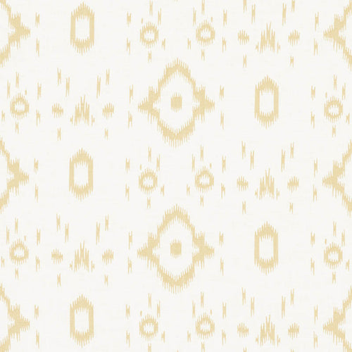 SCHUMACHER TABITHA FABRIC 178421 / STRAW