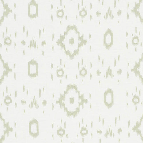 SCHUMACHER TABITHA FABRIC 178422 / SAGE GREEN
