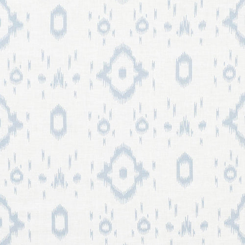 SCHUMACHER TABITHA FABRIC 178423 / ORPINGTON BLUE