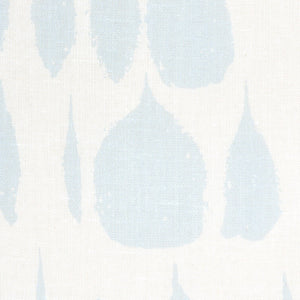 SCHUMACHER QUEEN OF SPAIN SHEER FABRIC 178671 / SKY