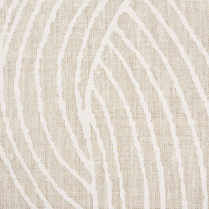SCHUMACHER FREEFORM FABRIC 178712 / NATURAL