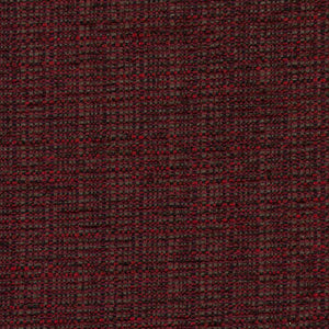 Bronco Dark Red Upholstery Mid Century Fabric / Canyon