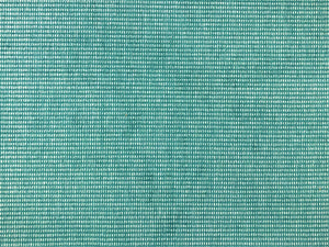 MCM Mid Century Modern Small Scale Grid Check Green Teal Chenille Upholstery Fabric