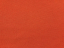 Load image into Gallery viewer, Designer Woven MCM Mid Century Modern Burnt Orange Tweed Upholstery Fabric