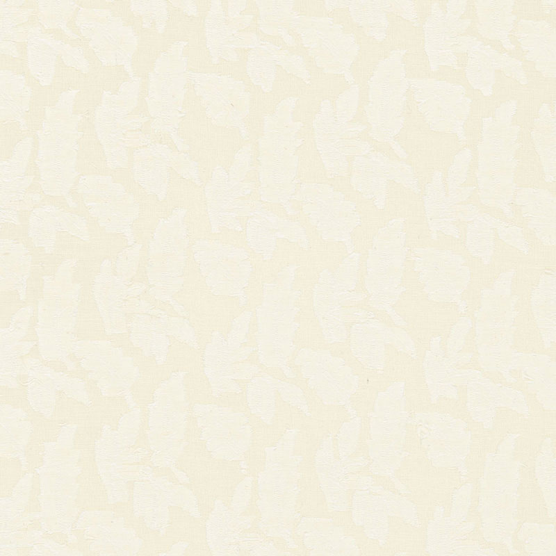 SCHUMACHER AUTUMN CUTWORK FABRIC 2609350 / NATURAL