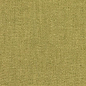 Barrister Chartreuse Upholstery Minimalist Linen Poly Fabric / Sprite
