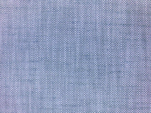 Water & Stain Resistant Indoor Outdoor Woven French Blue Textured Tweed MCM Mid Century Modern Upholstery Drapery Fabric
