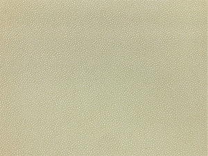 Ultraleather Eco Tech Shagreen Animal Skin Pattern Off White Ivory Cream Textured Faux Leather Upholstery Vinyl