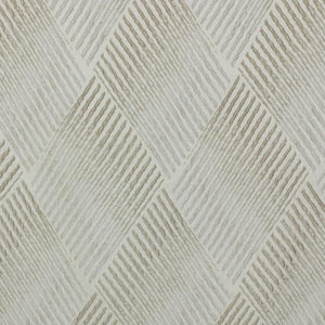 Soho Chic  Beige Geometric Fabric / Silverbeam