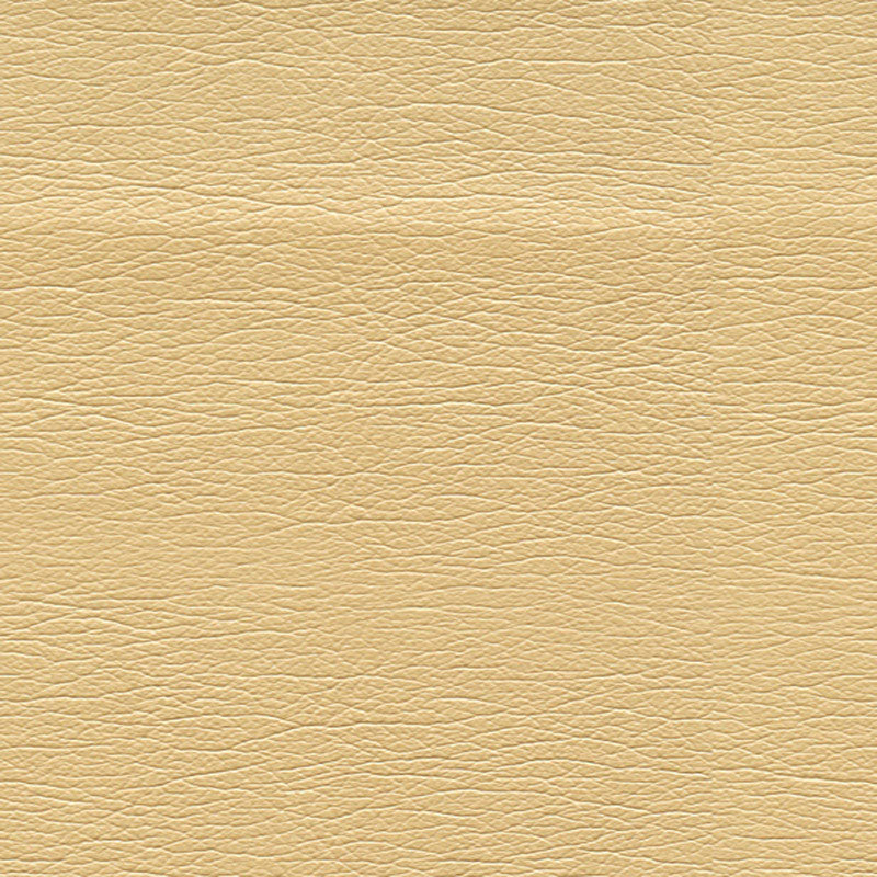 SCHUMACHER ULTRALEATHER PEARLIZED FABRIC 322-3935 / WHEAT