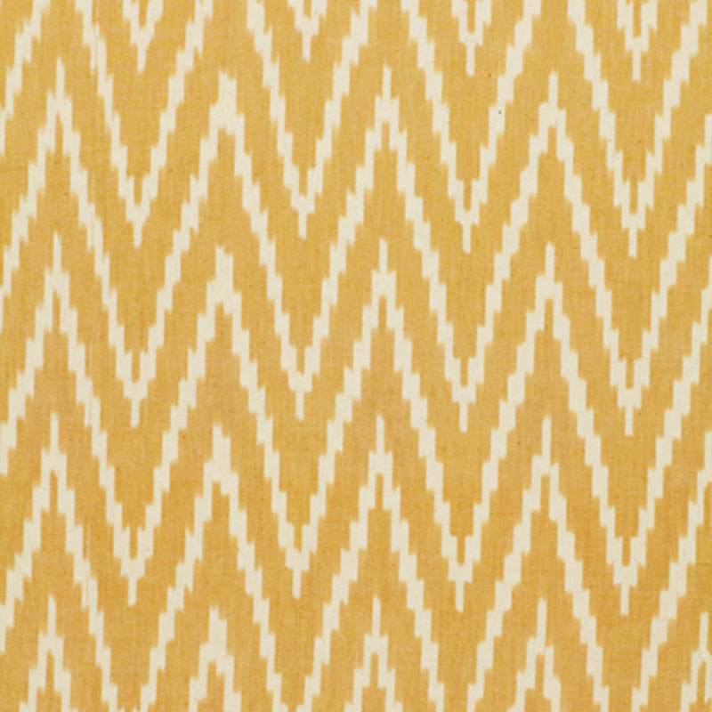 SCHUMACHER KASARI IKAT FABRIC 3470006 / PINEAPPLE
