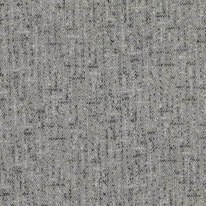 Well Suited Gray Drapery Light Upholstery Fabric / Sterling