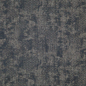 Cardozo Abstract Mid Century Modern Gray Upholstery Fabric / Seal