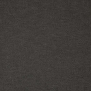 Clubroom Tweed Dark Gray Upholstery Fabric / Walnut