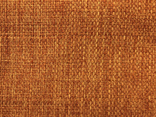 Load image into Gallery viewer, Mid Century Modern MCM Textured Lustrous Upholstery Drapery Fabric Mustard Gold Old Gold Rusty Orange Rose Coral Burnt Orange RMC-Prelude II