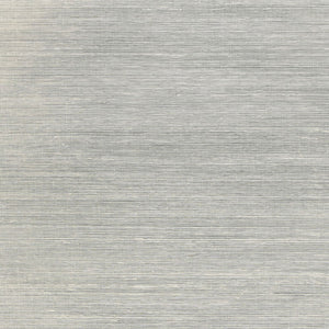 Schumacher Haiku Sisal Wallpaper 5006864 / Charcoal