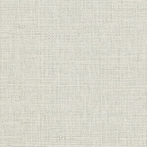 Schumacher Whitewashed Raffia Wallpaper 5007830 / White