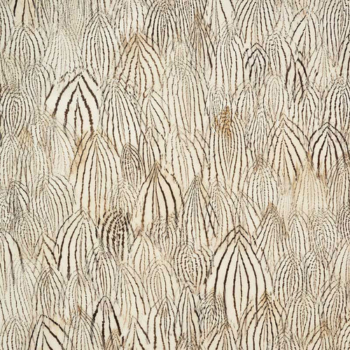 Schumacher Diamond Wallpaper 5008387 / White Peach