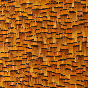 Schumacher Bauxite Wallpaper 5008400 / Goldenrod