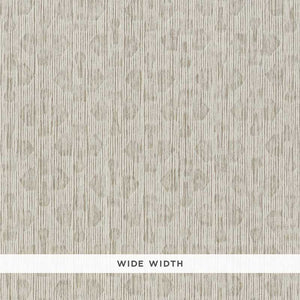 Schumacher Essex Wallpaper 5008510 / Platinum