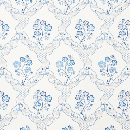 Schumacher Marella Wallpaper 5008801 / Delft