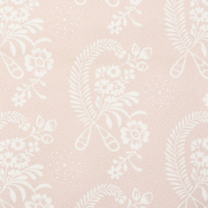 Schumacher Millicent Wallpaper 5008812 / Rose
