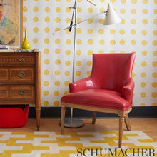 Load image into Gallery viewer, Schumacher Lemonade Wallpaper 5009820 / Lemon