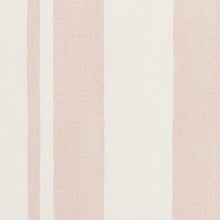 Load image into Gallery viewer, Schumacher Villa Stripe Wallpaper 5009923 / Blush