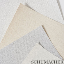 Load image into Gallery viewer, Schumacher Lotte Wallpaper 5010042 / Limestone