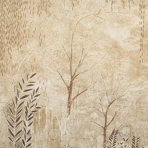 Schumacher Bisou Wallpaper 5010932 / Gold