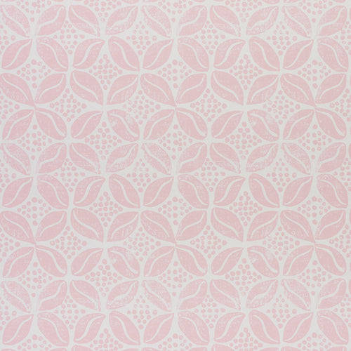 Schumacher Coffee Bean Wallpaper 5011140 / Pink