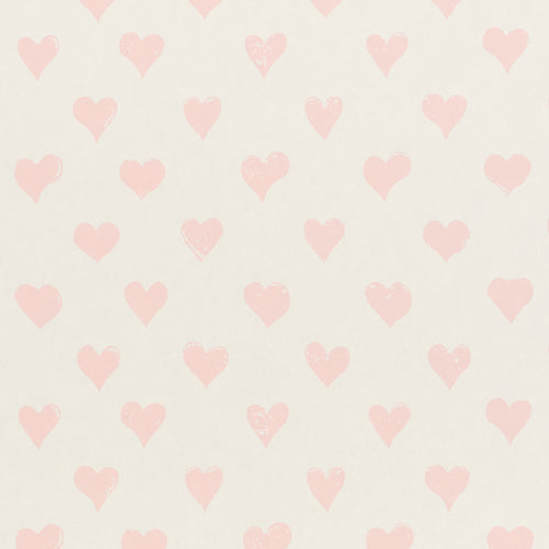 Schumacher Hearts Wallpaper 5011160 / Pink