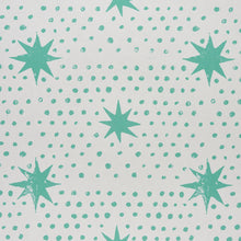 Load image into Gallery viewer, SCHUMACHER SPOT & STAR WALLPAPER 5011171 / SEAGLASS