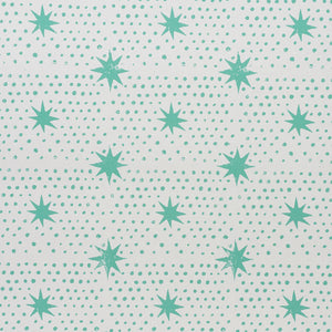 SCHUMACHER SPOT & STAR WALLPAPER 5011171 / SEAGLASS
