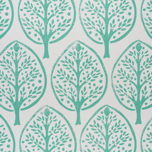Schumacher Tree Wallpaper 5011180 / Seaglass