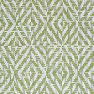 Schumacher Jubilee Paperweave Wallpaper 5011270 / Green